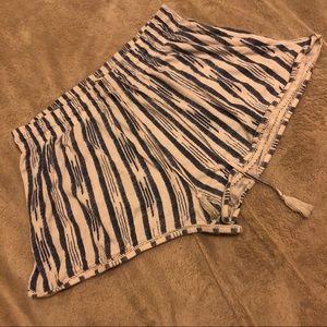 Draw-String Lounge Shorts